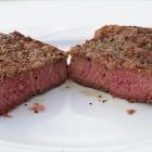Smoked NY Strip Steak