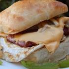 Lumberjack Breakfast Sandwiches