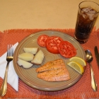 Fresh Grilled Trout