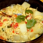 Chicken Curry Soup