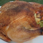 Smoked Roast Chicken