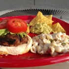 Ranch Turkey Burgers