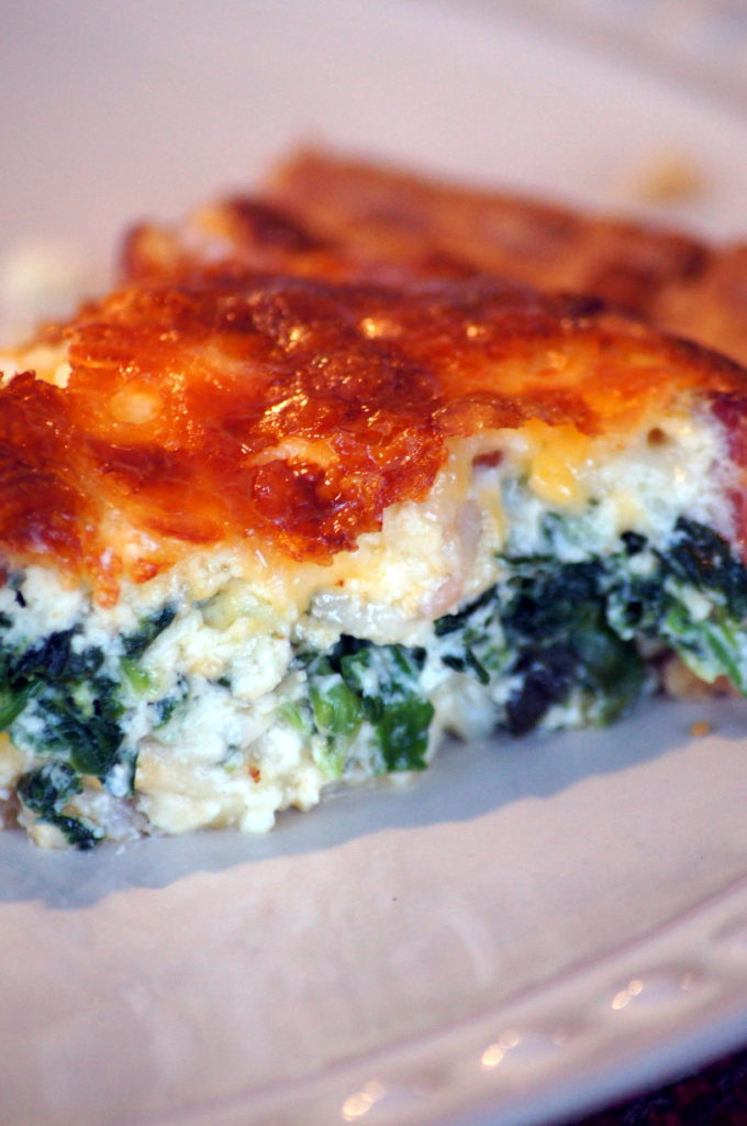 Dutch Oven Quiche